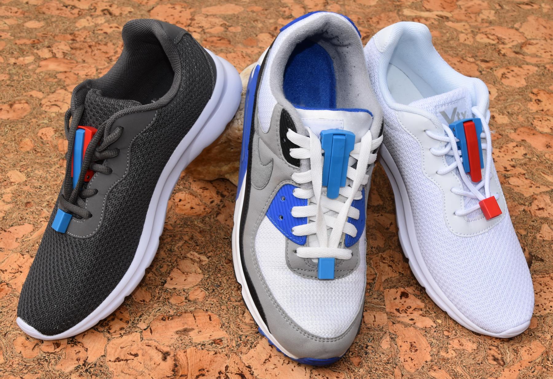 Klicki für Ihren Schuh
